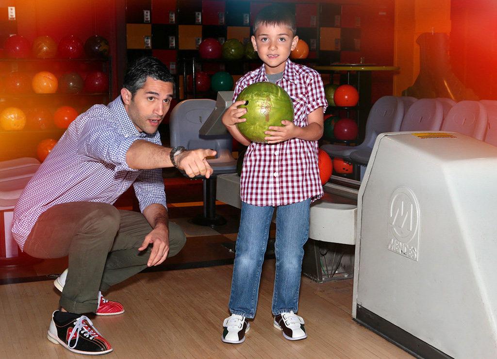 enfants bowling castres