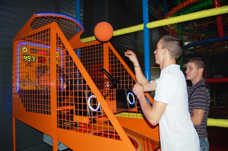 jeux arcades cityfun