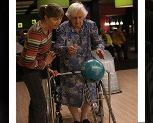 Personnes agées bowling castres