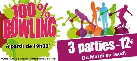 bowling cityfun formule 12€