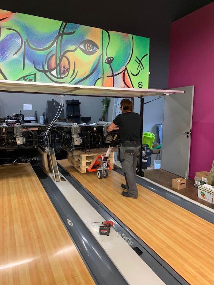pistes bowling castres