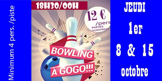 Bowling illimité Cityfun castres