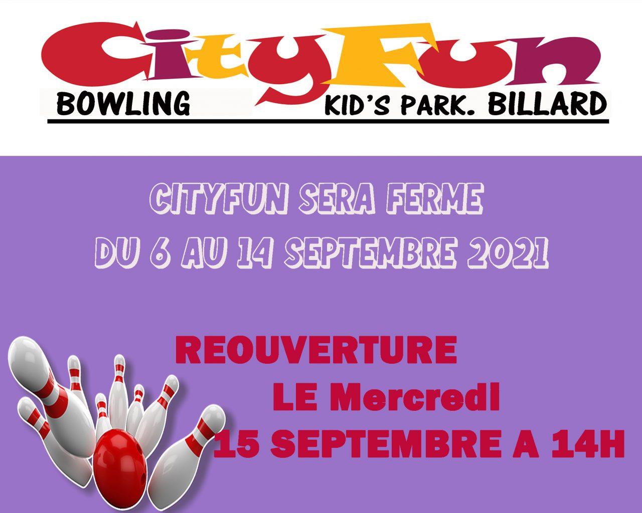 cityfun bowling castres